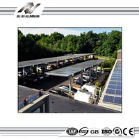 Top class anodized aluminum solar panel frame