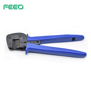 Solar Electric Hydraulic Cable Laying Wire Ferrule Manual MC4 Crimping Tool For Pipe Crimping