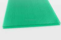 Polycarbonate flexible cheap roofing material widely used in construction