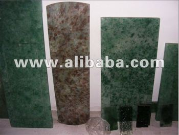 glass countertops 2-5cm for kitchen