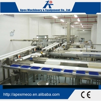 China manufacturer pillow baked biscuit packing machine