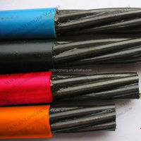 Orange Strand Wire ASTM A416, 270KSI, Left hand lay , from factory