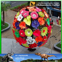 My-dino decorative artificial flower wholesale