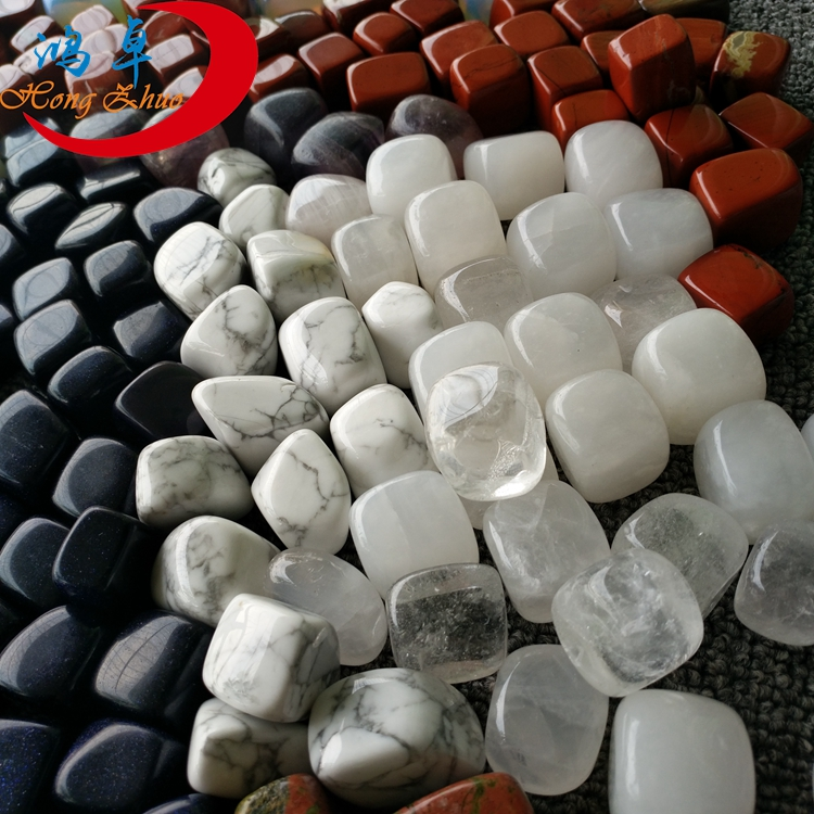 Factory supply China gravel stone /tumbled stones Wholesale
