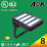 8 Years Warranty 40W/Module Aluminum Alloy Lamp Body Material 160 Watt LED Flood Light