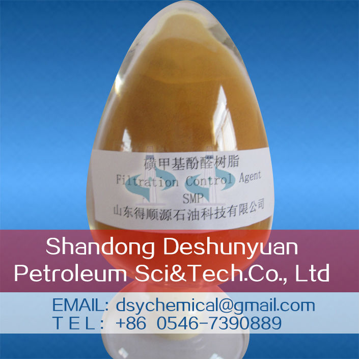 SMP Water base drilling fluid loss additive Sulfomethylated Phenolic Resin for drilling mud chemicals
