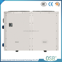 BS35-195T 70KW 5.2cop 380v 3ph evi mini split swimming pool heat pump for swimming pool water