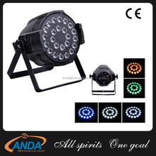 24*10W RGB 3IN1 LED Par Can Light Pro LED Stage Light LED Par 56 Wholesale Price