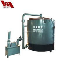 Top brand hengyi 2017 carbonization furnace/rice husk charcoal making machine