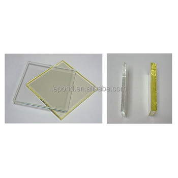 N191 Available Protective Ultra-Clear X-Ray Lead Glass Wholesale