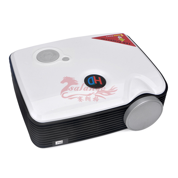 Hot sale mini projector cheap and small full hd hdmi video game projector beamer connect computer cellphone factory wholesale
