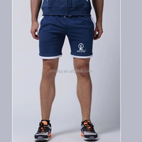China factory oem custom 100% cotton running half pants for men