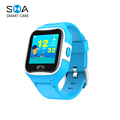 GPS kids smart watch tracker nano SIM card LBS wifi color display touch screen IP68 waterproof