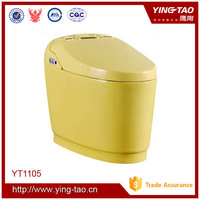 luxury bathroom design p trap toilet intelligent