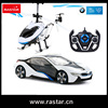 Rastar 2016 new products 2.4G toy vehicle rc car helicopter