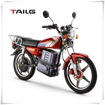 Made in China tailg 60V 1500w steel frame pure electric motorcycle cheap ebike
