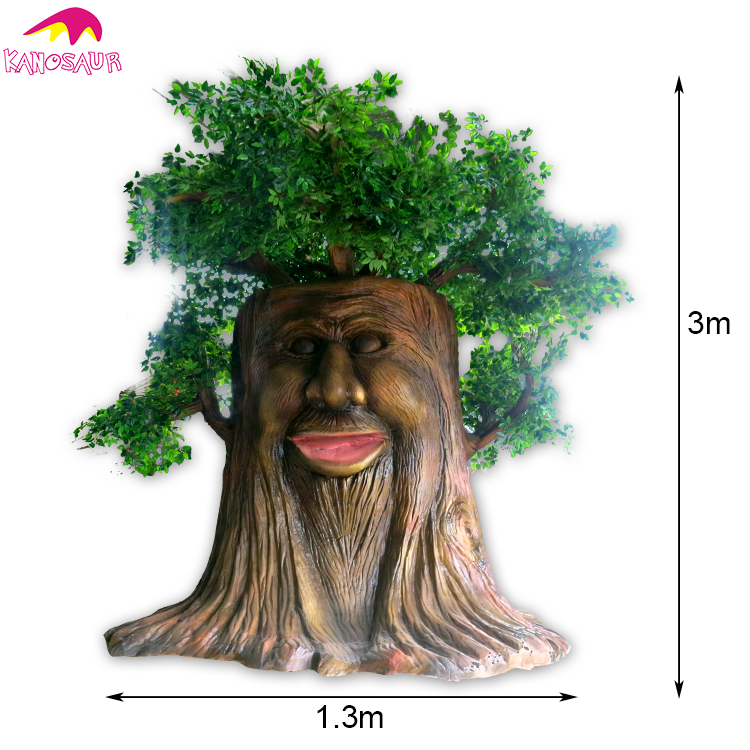 Animatronic Talking Tree