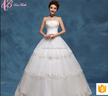 China Guangzhou Factory Wholesale Vestidos De Novia Wedding Dress