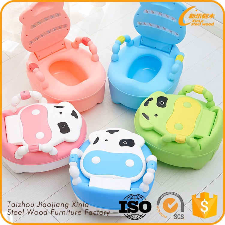 Best Price Superior Quality Plastic Wholesale Baby Toilet Chair