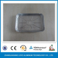 Best-Selling Food Grade Hot Sale Recyclable Airline Aluminium Foil Dish