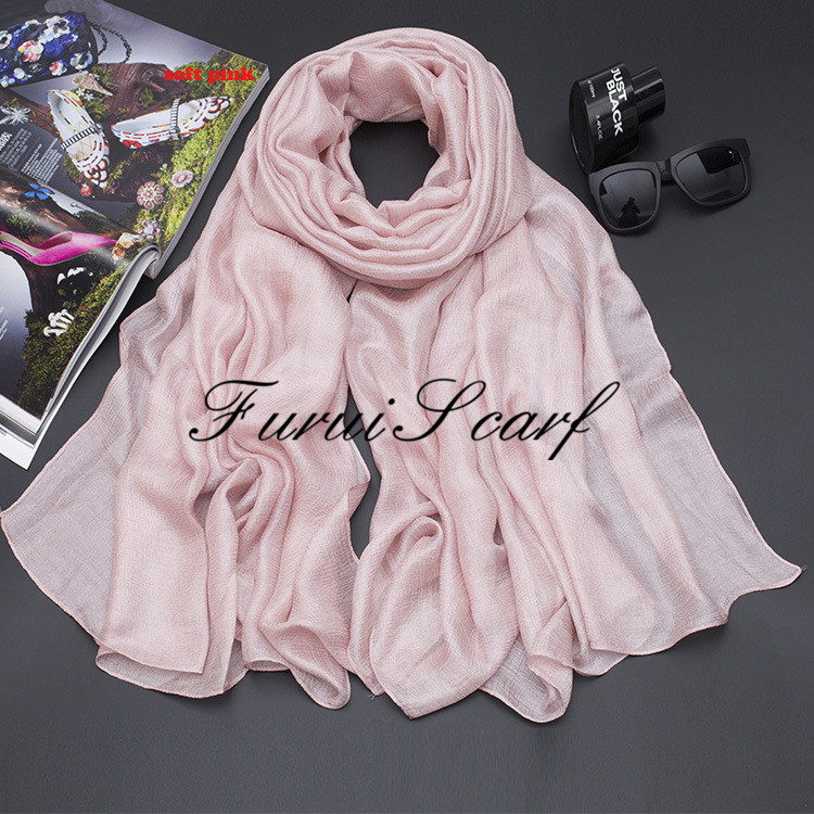 2017 Newest Luxury Solid Color Plain Hijab Fashion Cotton Viscose Linen Muslim Scarf Long Shawls Wraps