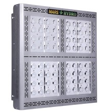 China suppliers free shipping no tax 1600w high power panel light for plants growing