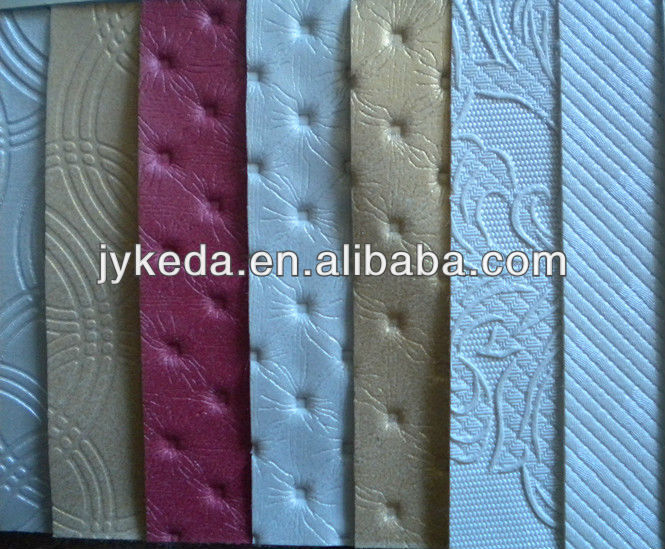pvc artifical leather for sofa cover/ pvc leather for car seat