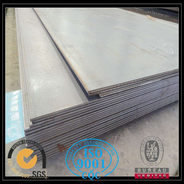 Prime iron and steel flat rolled products