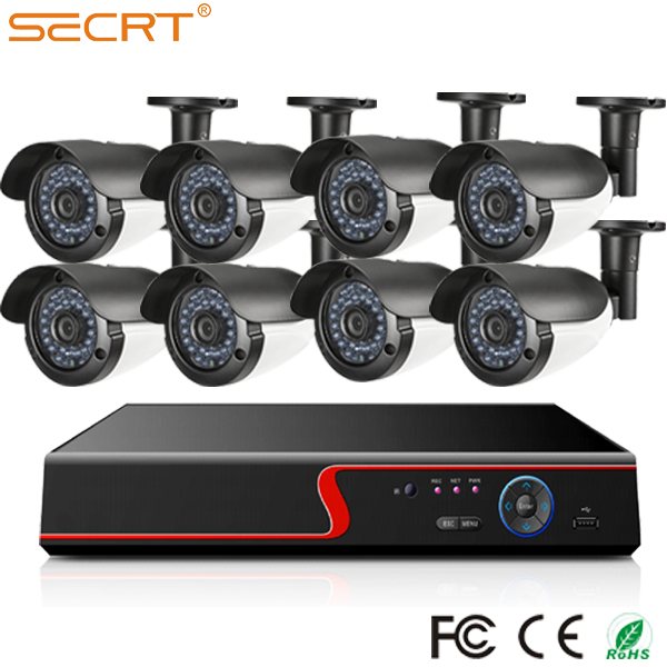 2016 New Arrival night vision 720P AHD CCTV camera for DVR with high quality