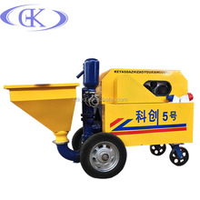 mortar mixer pump grout mixer pump portable electric sprayer with wheels cement plaster pump sprayer