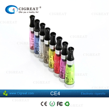 popular CE4 new products e cigarette atomizer clearomizer ce4 coil head