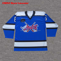 Professional gear full sublimated ice hockey shirt sale