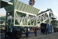 Dongfeng mobile concrete mixing plantYHZS75,concrete batching plant with 75m3 from china for sale