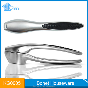 KG0005 FDA/LFGB New item garlic press slicer