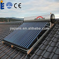 2013 New Style Vacuum Tube Solar Heat Pipe Compact Pressurized Water Heater