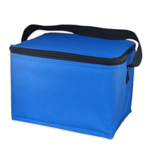 Durable fitness nonwoven insulated lunch cooler bag