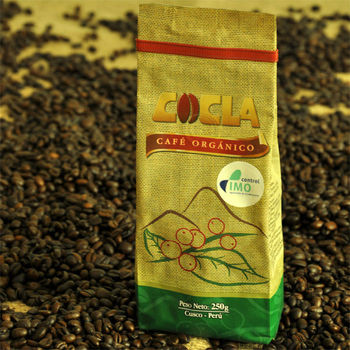 Cocla Organic Coffee