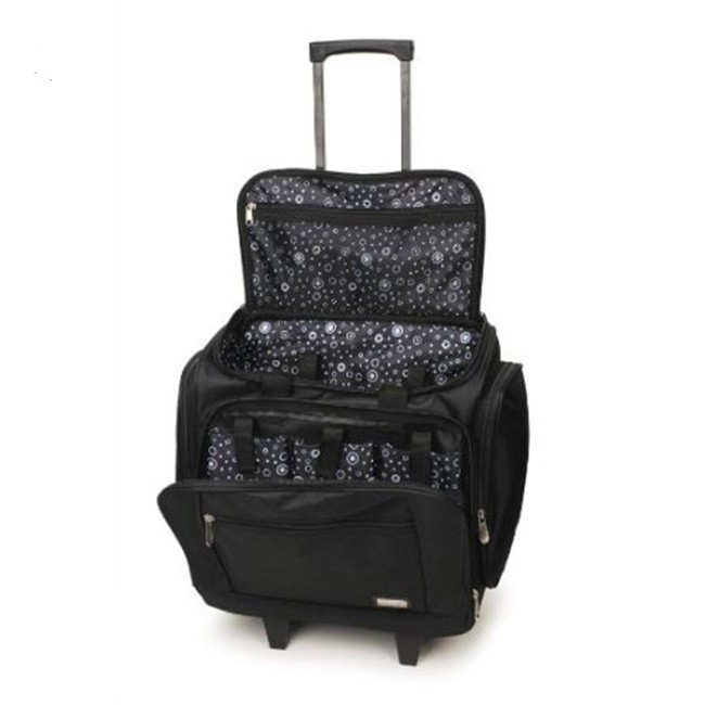 Hot selling Foldable Outdoor Excellent quality low price trolley travel bag ,customized luggage