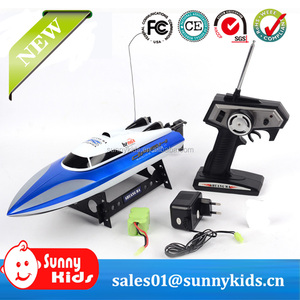 Hot!High speed rc boat kits SM7011 watching cooling speed rc boat