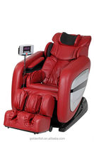 China Factory Personal beautyhealth shiatsu massage chair