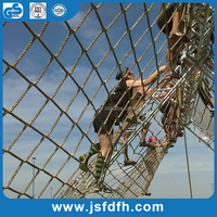 New Arrival Outdoor Climbing Net Climbing Structure For Race