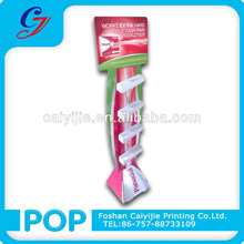 Custom Made PANADOL Brand Cardboard Display Stand for Healthcare