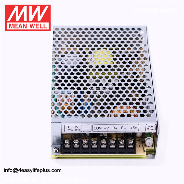 Meanwell 55W 13.8V Switching Power Supply ADD-55A