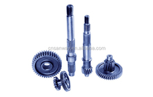 motorcycle forging Motorcycle CG125 Gear and shaft for honda