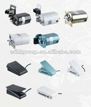 Sewing machine spare parts mini motor hot sale in china suitable for household sewing machine