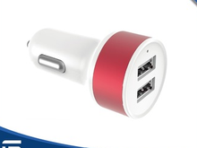 Best price fast charge 5V 3.1A dual usb car charger for iphone and android devices
