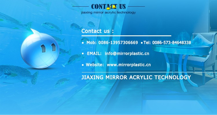 Good Service Water wall Acrylic Aquarium Tanks For Sale