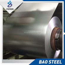 High-strength prepainted galvalume steel coil