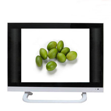 ultra-slim with high quality 15 inch no brand led tv with usb smart tv