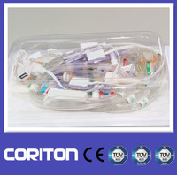Disposable USB Transducer , 2 channel Blood Pressure Transducer
